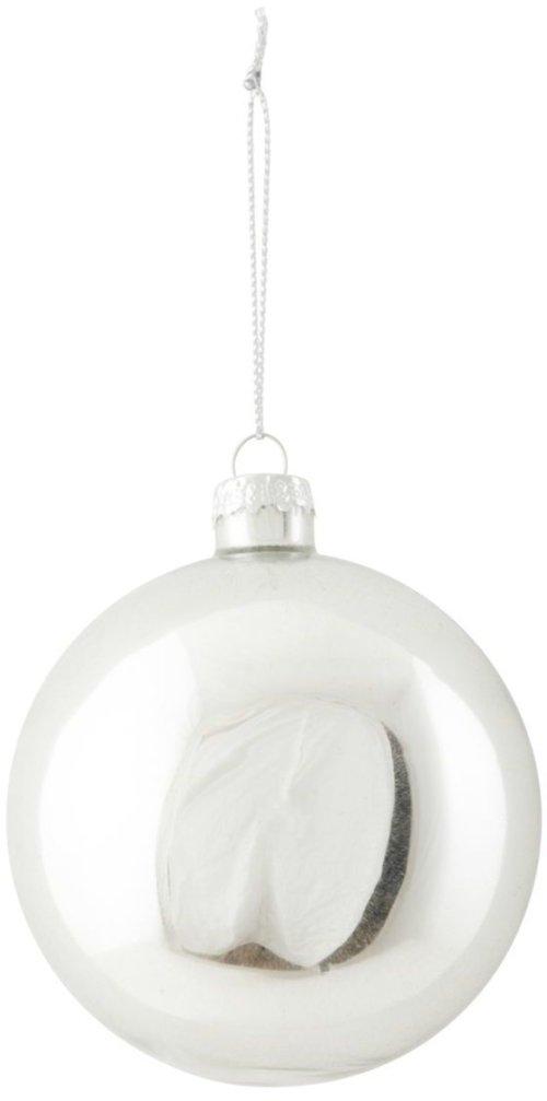 På billedet ser du variationen Ornament, Use fra brandet House Doctor i en størrelse D: 8 cm. i farven Sølv