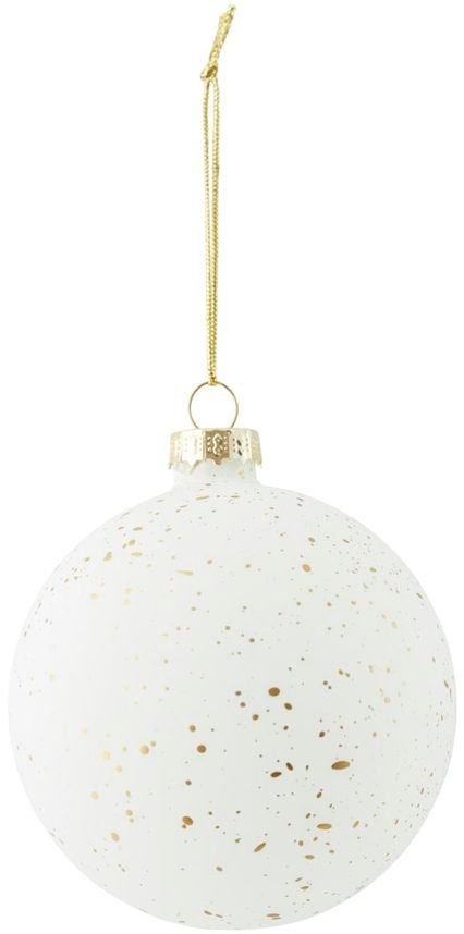 På billedet ser du variationen Ornamenter, Gold Sprinkle fra brandet House Doctor i en størrelse D: 8 cm. i farven Guld