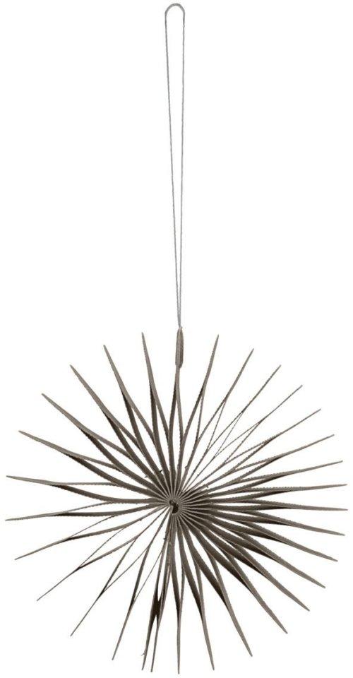 På billedet ser du variationen Ornamenter, Wheel fra brandet House Doctor i en størrelse D: 10 cm. i farven Grå