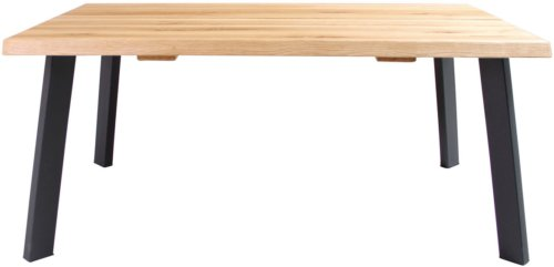 På billedet ser du variationen Sofabord, Curve sofa, B4 fra brandet Preform i en størrelse H: 47 cm. B: 72 cm. L: 110 cm. i farven Natur/Sort