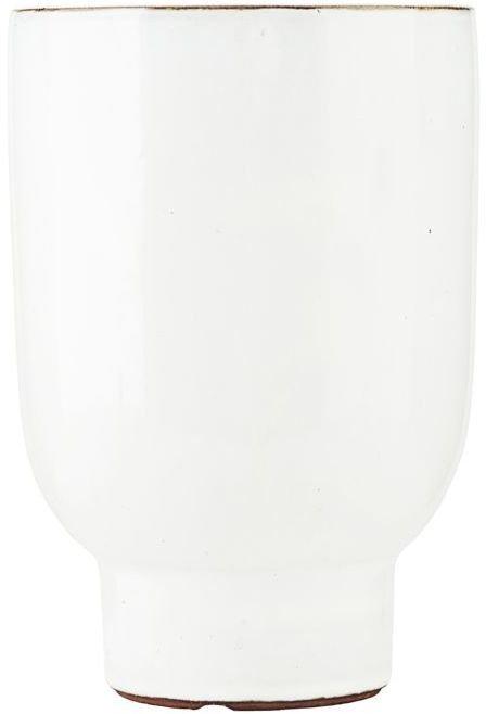 På billedet ser du variationen Points, Planter fra brandet House Doctor i en størrelse D: 9/15 cm. x H: 22 cm. i farven Hvid