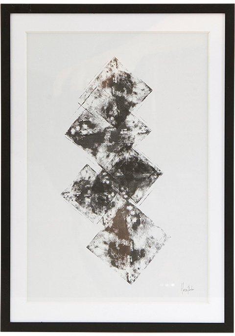 På billedet ser du variationen Passepartout, Ramme m. passepartout, kafi fra brandet House Doctor i en størrelse 30,5 x 21,8 cm. i farven Sort