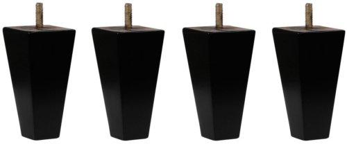 På billedet ser du variationen Sengeben, Black beech fra brandet Preform i en størrelse H: 10 cm. B: 5,5 cm. i farven Sort