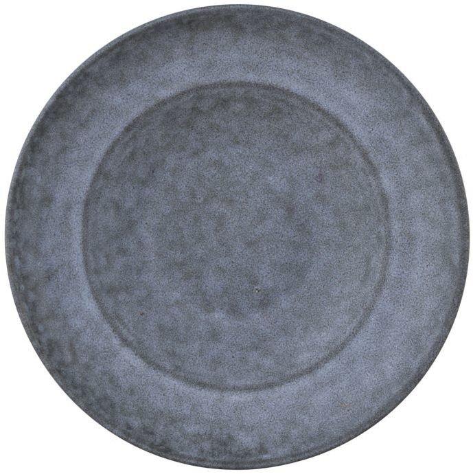 Image of   Grey Stone, Skål/pasta tallerken by House Doctor (D: 28 cm. x H: 6 cm., Grå)
