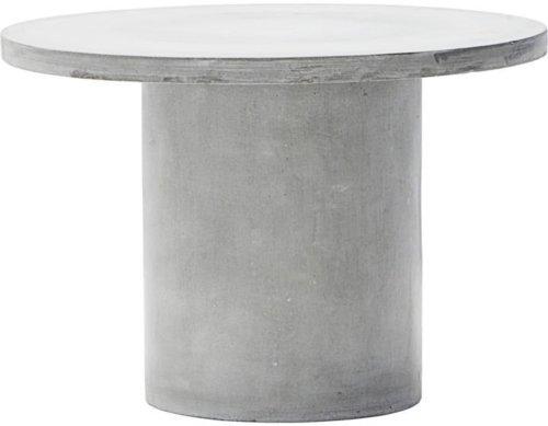 På billedet ser du variationen Gallery, Sofabord fra brandet House Doctor i en størrelse D: 65 cm. x H: 45 cm. i farven Grå