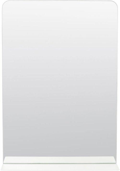 På billedet ser du variationen Room, Spejl fra brandet House Doctor i en størrelse 50 x 35 x 10 cm. i farven Hvid