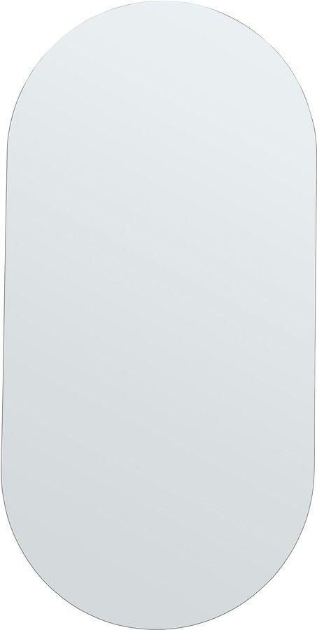 På billedet ser du variationen Spejl, Walls fra brandet House Doctor i en størrelse H: 100 cm. B: 50 cm. i farven Glas