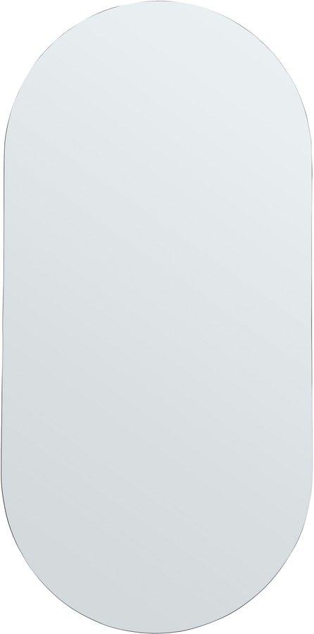 På billedet ser du variationen Spejl, Walls fra brandet House Doctor i en størrelse H: 70 cm. B: 35 cm. i farven Glas