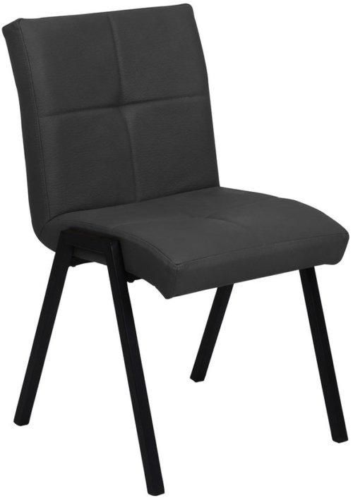 På billedet ser du variationen Spisebordsstol, Heimdal fra brandet House of Sander i en størrelse H: 86 cm. B: 62 cm. L: 51 cm. i farven Sort