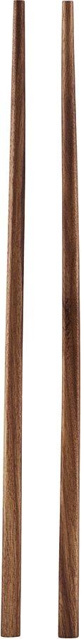 På billedet ser du variationen Spisepindee, Akacie fra brandet House Doctor i en størrelse L: 22,5 cm. i farven Natur