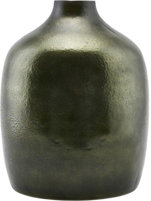 På billedet ser du variationen Vase, Deep fra brandet House Doctor i en størrelse D: 24,5 cm. H: 29,5 cm. i farven Grøn