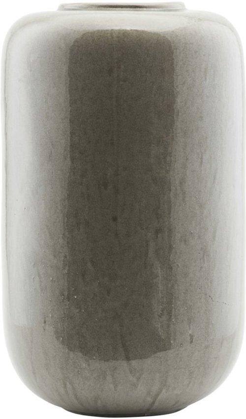 På billedet ser du variationen Jade, Vase fra brandet House Doctor i en størrelse D: 29 cm. x H: 50 cm. i farven Grå