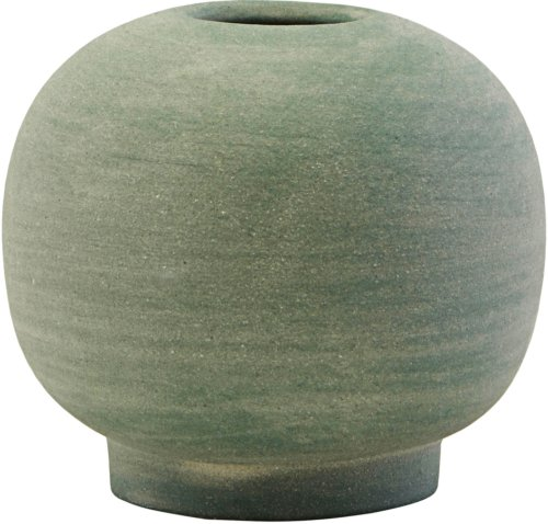 På billedet ser du variationen Vase, Mini Bobbles fra brandet House Doctor i en størrelse D: 7 cm. H: 6,5 cm. i farven Grøn