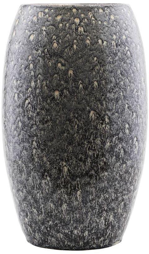 På billedet ser du variationen Pitch, Vase, plain fra brandet House Doctor i en størrelse D: 22 cm. x H: 36 cm. i farven Grå/Blå