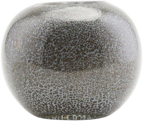 På billedet ser du variationen RD, Vase fra brandet House Doctor i en størrelse D: 14 cm. x H: 12 cm. i farven Brun/Beige