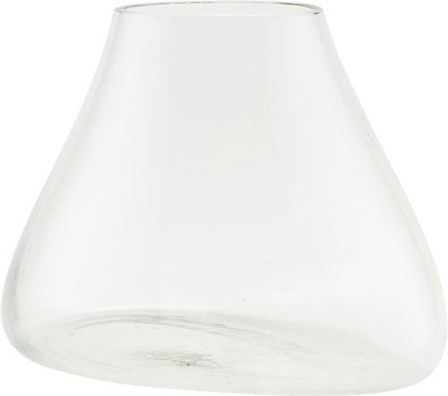 På billedet ser du variationen Vase, Terrarium fra brandet House Doctor i en størrelse D: 30 cm. H: 25 cm. i farven Glas