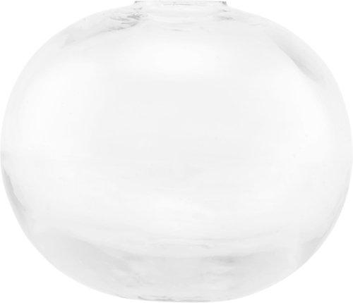 På billedet ser du variationen Vase, Vasera fra brandet House Doctor i en størrelse D: 8 cm. H: 6,5 cm. i farven Klar