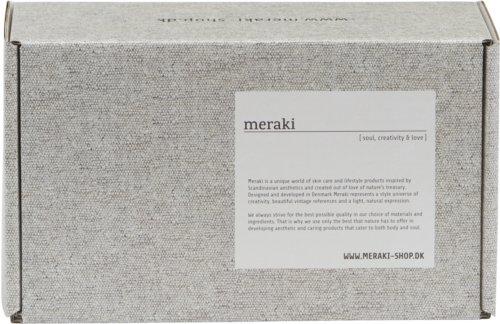 På billedet ser du variationen Boks, extra small fra brandet Meraki i en størrelse H: 15 cm. B: 12 cm. L: 25 cm. i farven Grå
