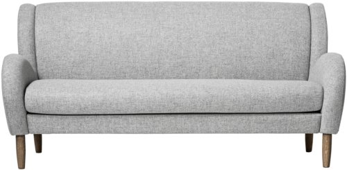 På billedet ser du variationen Sofa, Chill fra brandet Bloomingville i en størrelse H: 88 cm. B: 89 cm. L: 183 cm.
