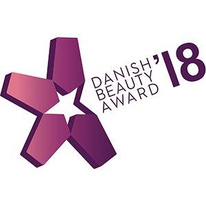 Produktet har vundet Danish Beauty Award 18