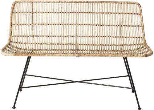 På billedet ser du variationen Sofa, Dom fra brandet Bloomingville i en størrelse H: 80 cm. B: 60 cm. L: 120 cm.