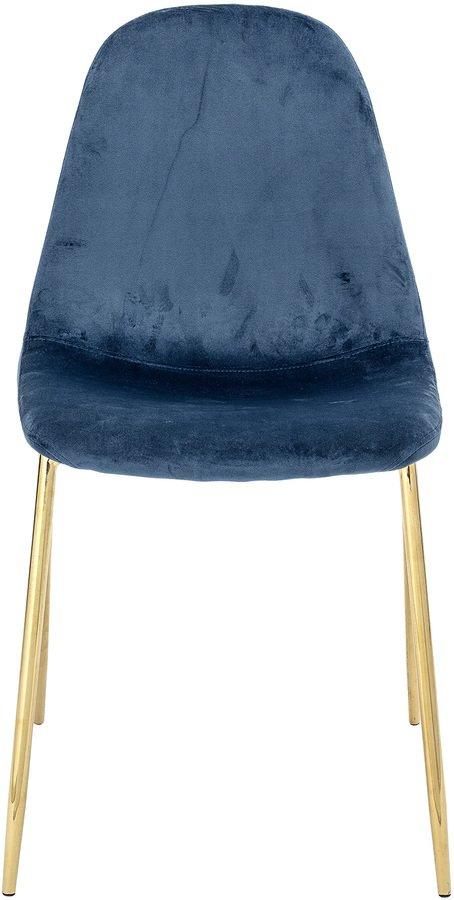 På billedet ser du variationen Spisebordsstol, Em fra brandet Creative Collection i en størrelse H: 86 cm. B: 56 cm. L: 45 cm.