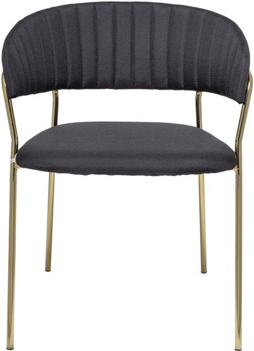 På billedet ser du variationen Spisebordsstol, Form fra brandet Bloomingville i en størrelse H: 75 cm. B: 57 cm. L: 53 cm.