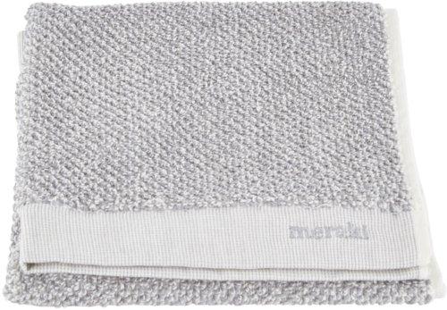 På billedet ser du variationen Håndklæde, hvid/grå fra brandet Meraki i en størrelse H: 60 cm. L: 40 cm. i farven Grå
