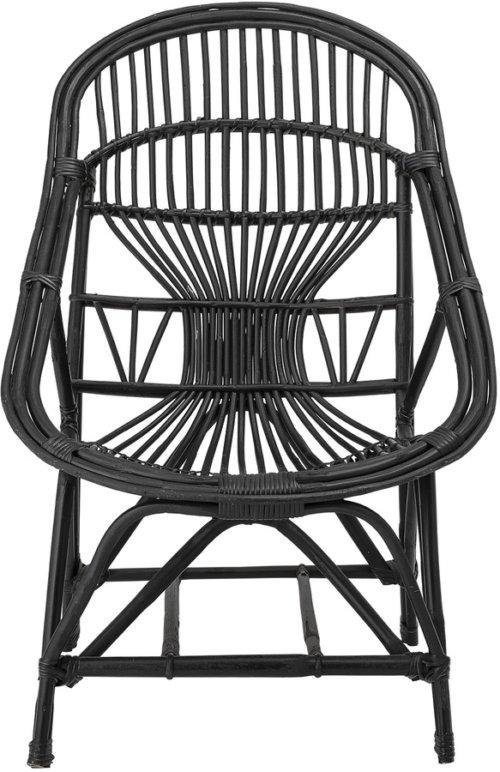 På billedet ser du variationen Loungestol, Joline fra brandet Bloomingville i en størrelse H: 88 cm. B: 43 cm. L: 60 cm.
