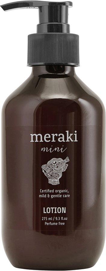 På billedet ser du variationen Lotion, Meraki mini fra brandet Meraki i en størrelse 275 ML. i farven Sort