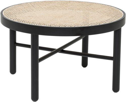 På billedet ser du variationen Sofabord, Luna fra brandet Bloomingville i en størrelse D: 70 cm. H: 40 cm.