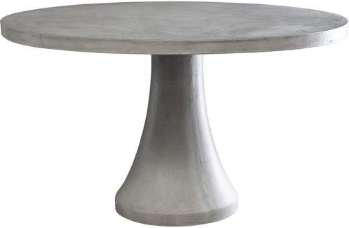 På billedet ser du variationen Spisebord, Mesa fra brandet Bloomingville i en størrelse D: 130 cm. H: 76 cm.
