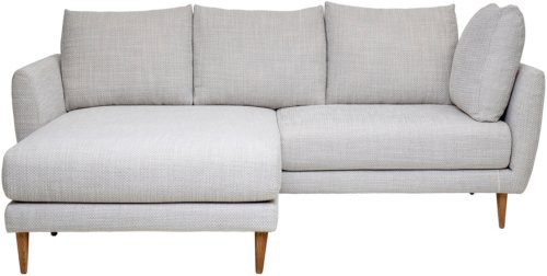 På billedet ser du variationen Sofa med chaiselong, Miles fra brandet Creative Collection i en størrelse H: 66 cm. B: 90 160 cm. L: 216 cm.