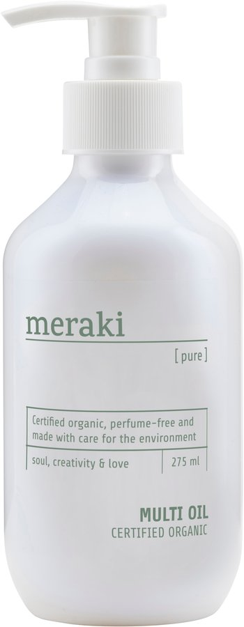 Image of   Multi olie, Pure by Meraki (275 ML., Hvid)
