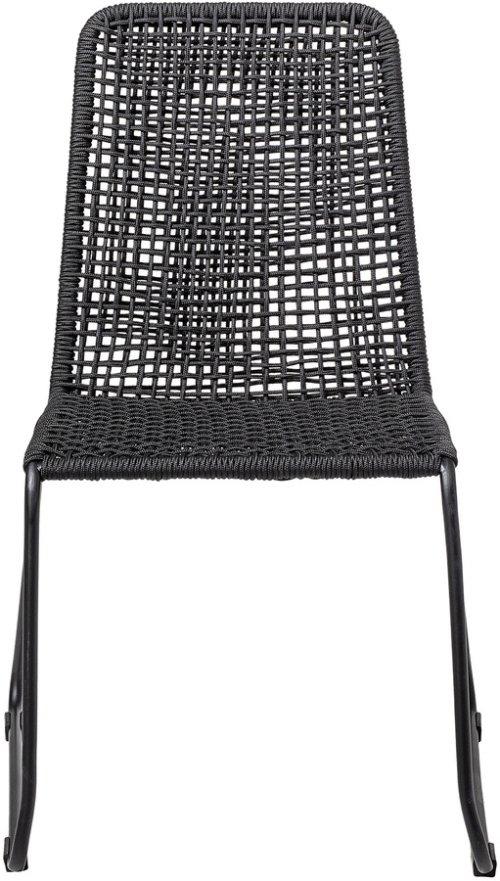 På billedet ser du variationen Spisebordsstol til udendørsbrug, Mundo fra brandet Creative Collection i en størrelse H: 90 cm. B: 63 cm. L: 46 cm.