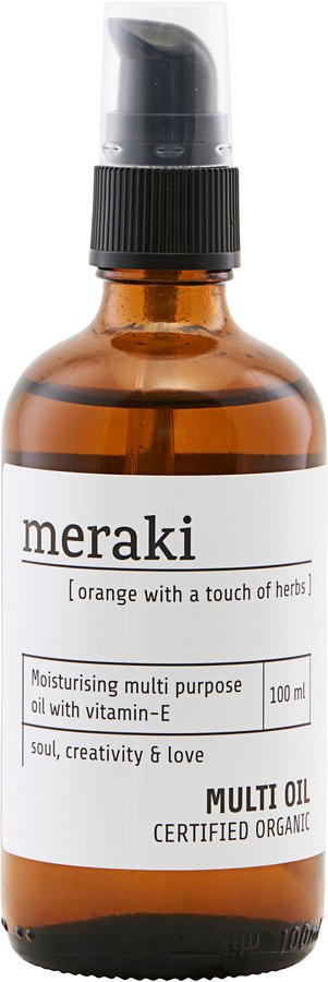 Image of   Olie, 100 ml. by Meraki (100 ML., Hvid)