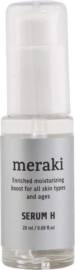 På billedet ser du variationen Serum H, 20 ml fra brandet Meraki i en størrelse 20 ML. i farven Grå