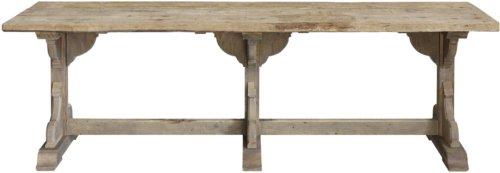 På billedet ser du variationen Spisebord, Brig fra brandet Bloomingville i en størrelse H: 78 cm. B: 75 cm. L: 245 cm.