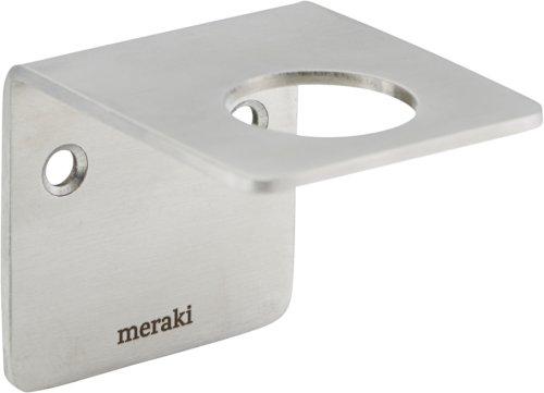 På billedet ser du variationen Vægophæng, Supply fra brandet Meraki i en størrelse H: 5,8 cm. B: 6,7 cm. L: 5,8 cm. i farven Sølv
