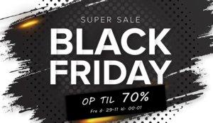 Black Friday spar op til 70% på møbler og interiør