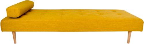 På billedet ser du variationen Capri, Daybed fra brandet Nordby i en størrelse H: 38 cm. B: 80 cm. L: 200 cm. i farven Karry