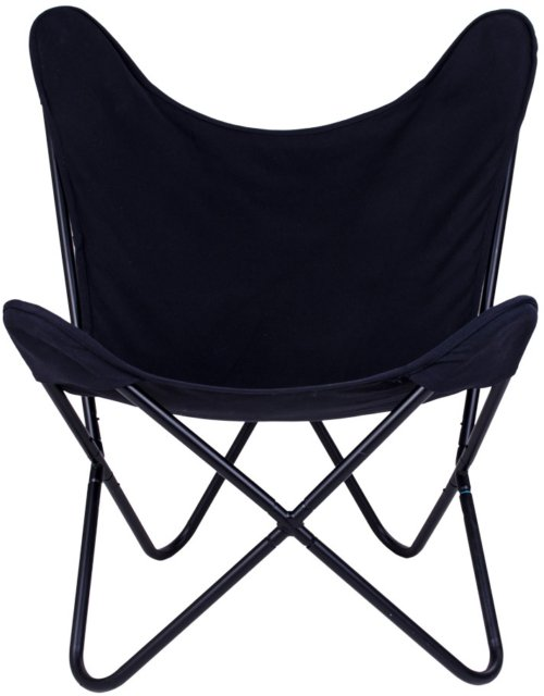 På billedet ser du variationen Norring, Lænestol fra brandet House Nordic i en størrelse H: 86 cm. B: 72 cm. L: 74 cm. i farven Sort