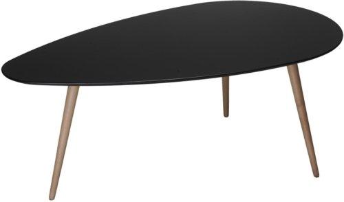 På billedet ser du variationen Forden, Sofabord fra brandet Raymond & Hallmark i en størrelse H: 45 cm. B: 66 cm. L: 116 cm. i farven Sort