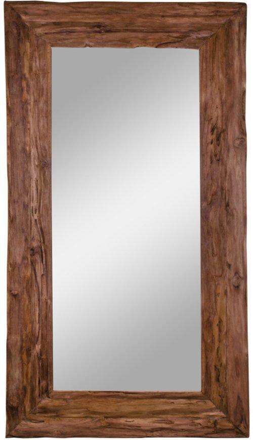 På billedet ser du variationen Granada, Antik spejl fra brandet Nordby i en størrelse H: 190 cm. B: 5 cm. L: 101 cm. i farven Glas/Natur