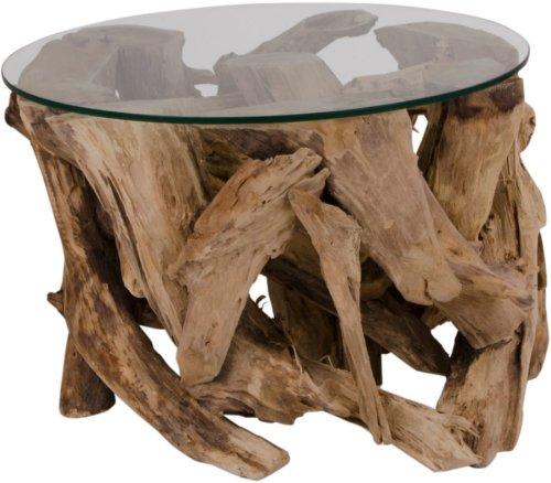 På billedet ser du variationen Grand Canyon, Sofabord fra brandet House Nordic i en størrelse H: 40 cm. B: 60 cm. L: 60 cm. i farven Natur