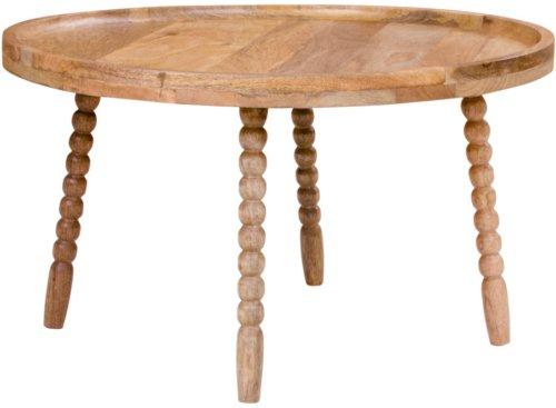 På billedet ser du variationen Jammu, Sofabord fra brandet House Nordic i en størrelse H: 35 cm. B: 60 cm. L: 60 cm. i farven Natur