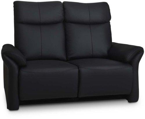 På billedet ser du variationen Preston, Sofa fra brandet Raymond & Hallmark i en størrelse H: 107 cm. B: 151 cm. i farven Sort