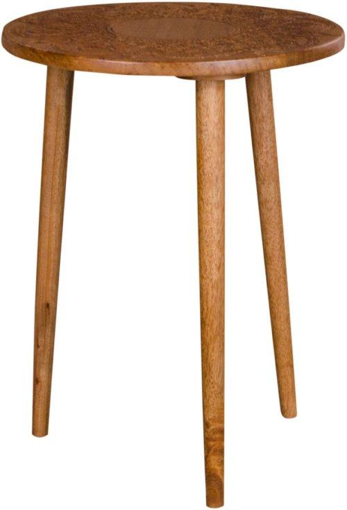 På billedet ser du variationen Makalu, Hjørnebord fra brandet Nordby i en størrelse H: 45 cm. B: 35 cm. L: 35 cm. i farven Natur