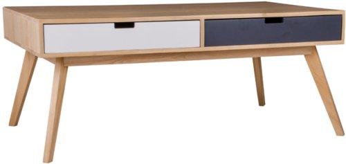 På billedet ser du variationen Milano, Sofabord fra brandet House Nordic i en størrelse H: 49,5 cm. B: 70 cm. L: 120 cm. i farven Natur/Multi