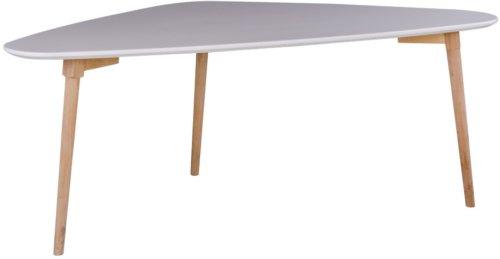 På billedet ser du variationen Monaco, Sofabord fra brandet Nordby i en størrelse H: 45 cm. B: 60 cm. L: 120 cm. i farven Hvid/Natur